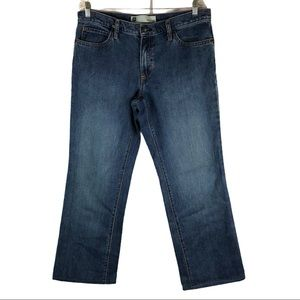 Gap Boy Cut Bootcut Jeans